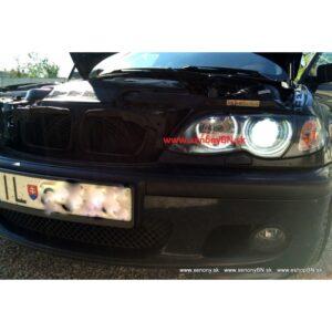 BMW 3 E46, repas, výmena projektorov, nesvieti, AL, BOSCH, ZKW