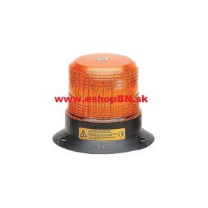 LED svetelná rampa, oranžová, 12-24V, homologizácia, 132 LED