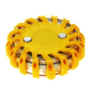 Predátor LED DUO, oranžový, 12V