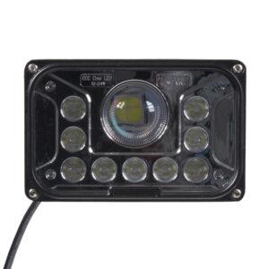 LED 42W pracovné svetlo, 9-32V, 116x107x90mm