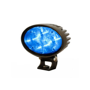 LED bezpečnostné svetlo pre vozíky v skladoch