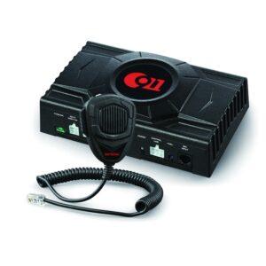 Profesionální výstražný systém s mikrofónom 100W, homologizácia.