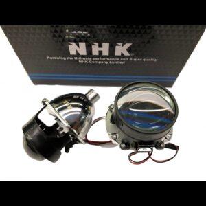 NHK 7,0 H1 Bi-halogen, Bi-xenon projektor pre opravu nizkej intzenzity vysvietených parabol.