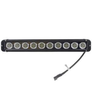 LED rampa, 10x10W, 10-70V, 431x64x92mm