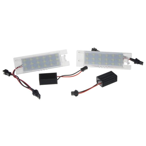 LED osvetlenie ŠPZ do vozidla Mazda