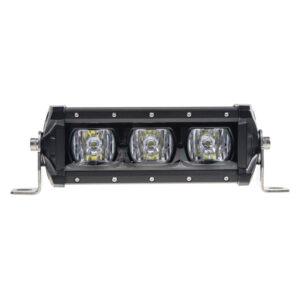 LED svetlo obdĺžnikové, 3x10W, 210x76x80mm, ECE R10