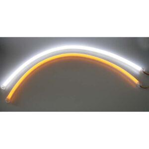 LED pásy dynamické, skracovacie, farebné, ohybné