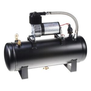 Kompresory, maznice, ručný ventil