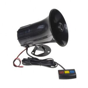 Zvukové výstražné systémy s mikrofónom hobby
