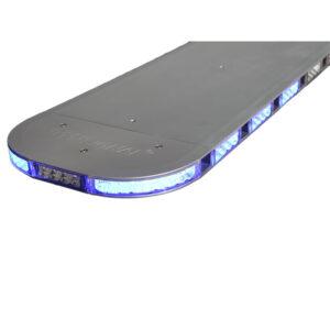 LED rampa 1200mm, modrá, 12-24V, ECE R65