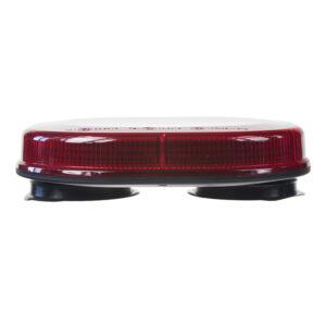 Rampa červená, 32LEDx3W, magnet, 12-24V, 200mm, ECE R10