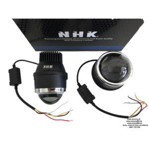 """NHK Bi-LED hmlovky, projektory, sada 3,0"""" 5500K, 40W, 2ks."""