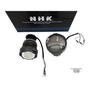 """NHK LED diaľkové projektory, sada 2,5"""" 6000K, 25W, farba biela, 2ks."""