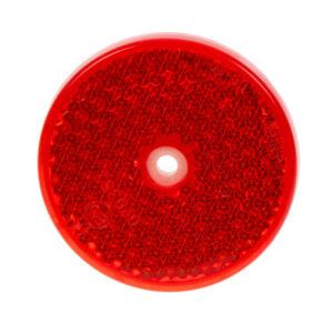 Zadný (červený) odrazový element - koliesko pr.60mm