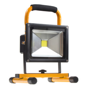 AKU LED svetlo prenosné, 1x20W, 300x217x185mm