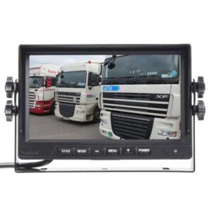 "AHD kamerový set s monitorom 7"""