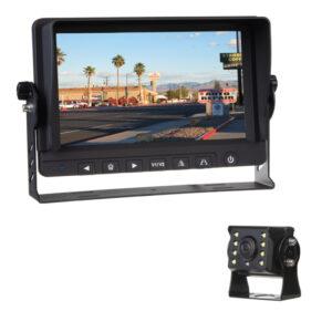 """AHD kamerový set s monitorom 9 """", kamerou 140 °"""