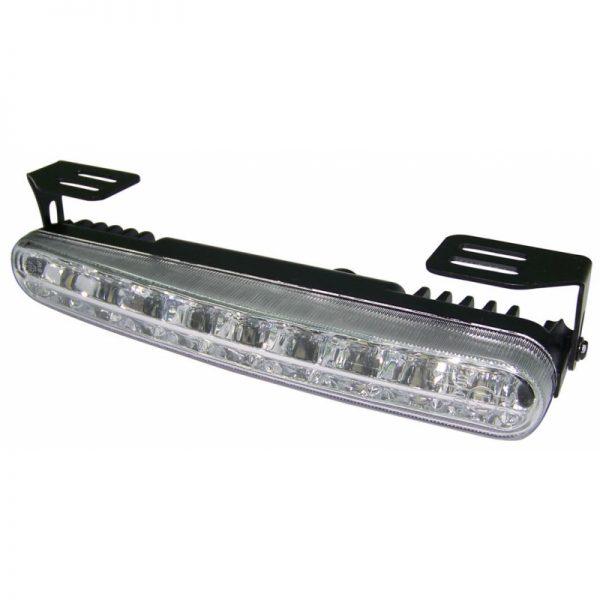 LED svetlá pre denné svietenie, 182x24mm, ECE