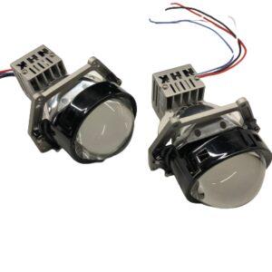 Bi-LED, Full LED projektory