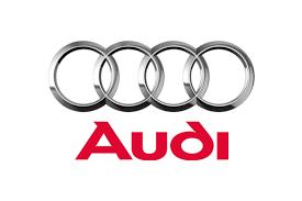Kryty svetlometov Audi