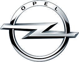 Kryty svetlometov Opel