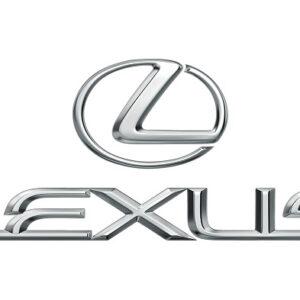Kryty svetlometov Lexus