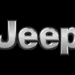 Kryty svetlometov Jeep