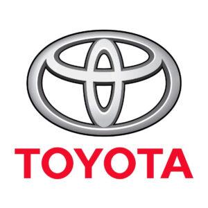 Kryty svetlometov Toyota