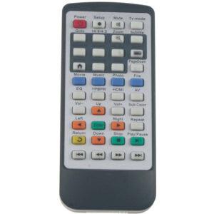 Diaľk. ovl. k USB multimediálnemu prehrávaču 80239