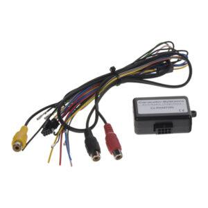 adaptér A / V vstup pre OEM navigáciu VW Phaeton / Bentley