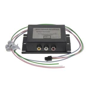 adaptér A / V vstup pre OEM navigáciu Mercedes NTG2.5