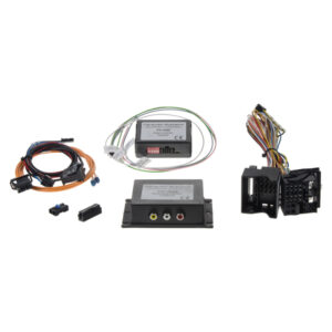 adaptér A / V vstup pre Mercedes SD-slot NTG 2,5 (09-)