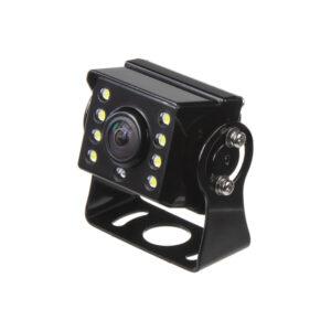 AHD 1080P kamera 4PIN s LED prisvietením, 140 °, vonkajšia