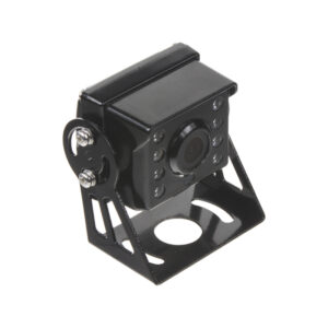 AHD 720 mini kamera 4PIN čierna, PAL vonkajšia