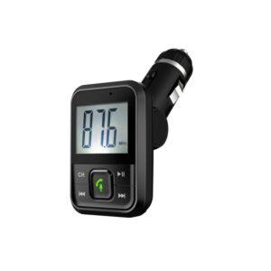 Bluetooth / MP3 / FM modulátor bezdrôtový s USB / SD / AUX portom do CL s diaľkovým ovládačom